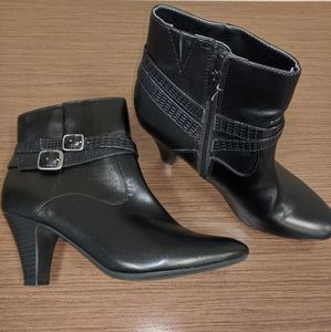 Croft & Barrow ankle boots like new! Size 7